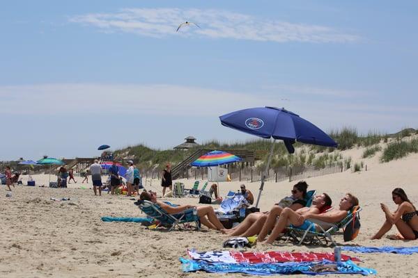 Outer Banks beach North Carolina