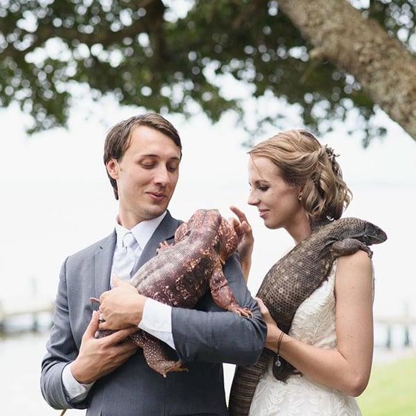 OBX Lizard Land Currituck County NC wedding Paul DiDario Andi