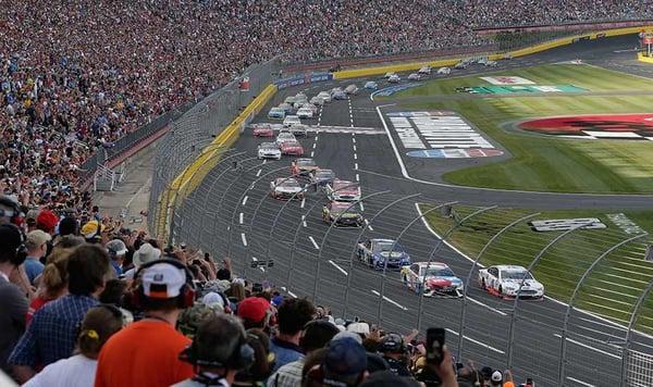 Charlotte NASCAR North Carolina