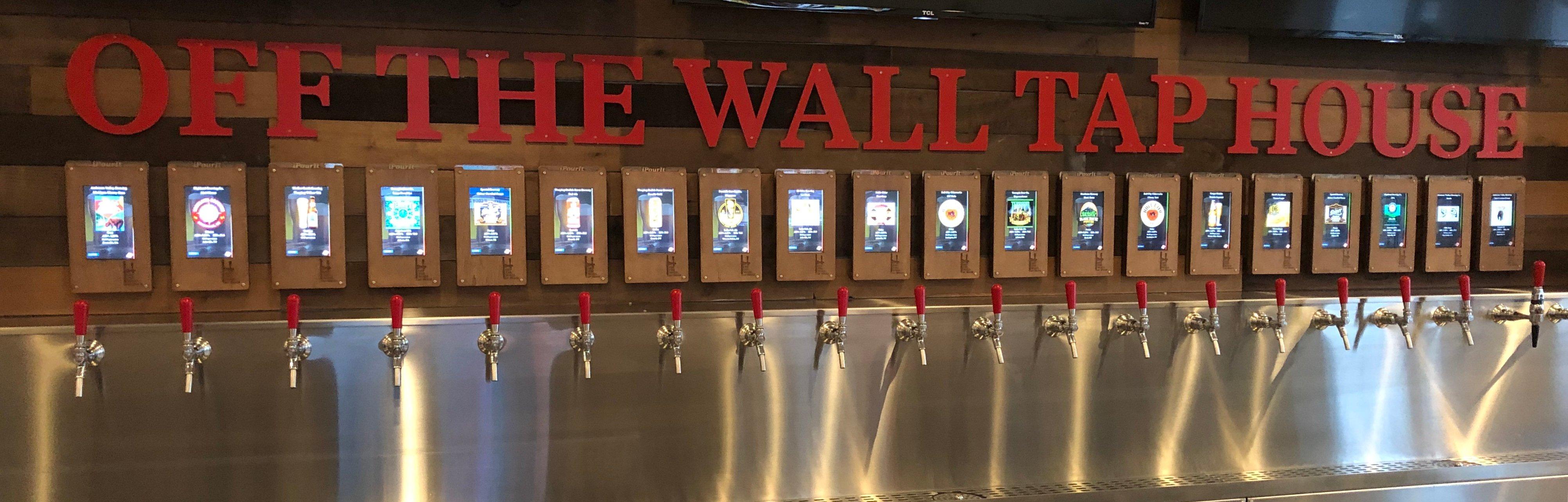 Beer Wall 2019