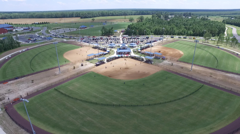 Currituck Community Park ball fields