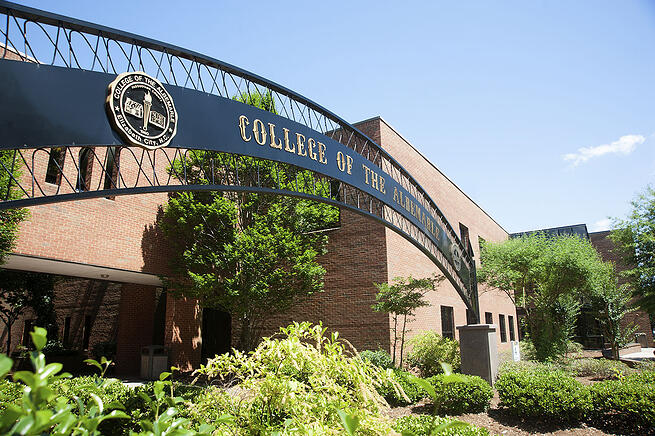 College of the Albemarle campus