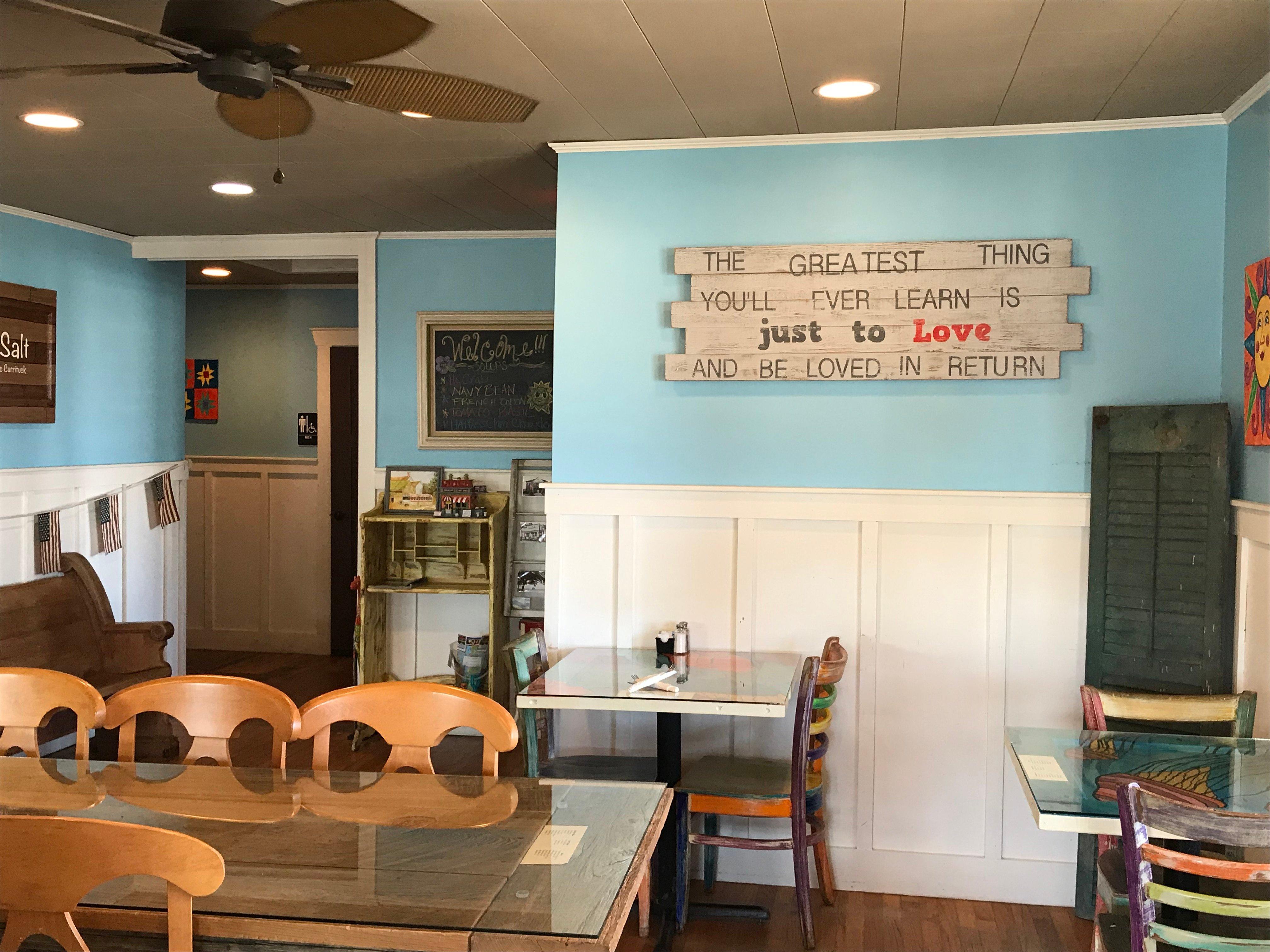 Pass the Salt Cafe Currituck County 4