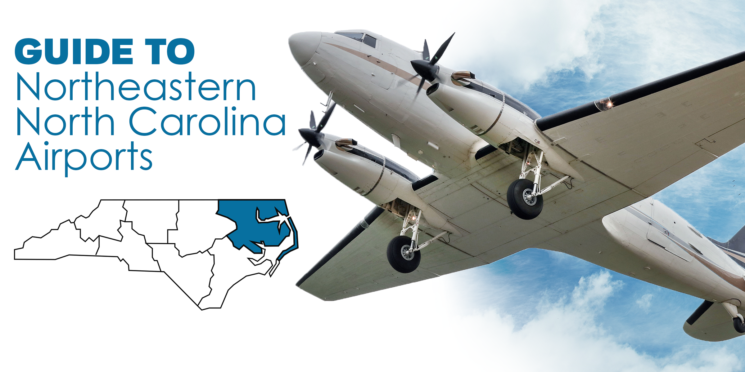 guide to northeastern north carolina airports