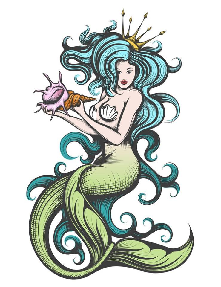 Mermaid Permanent Cosmetics Currituck County NC