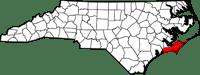 carteret map