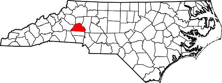 catawba map