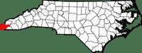 cherokee map