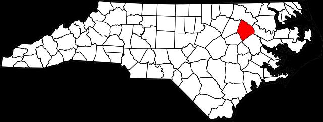 edgecombe map