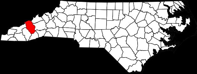 haywood map