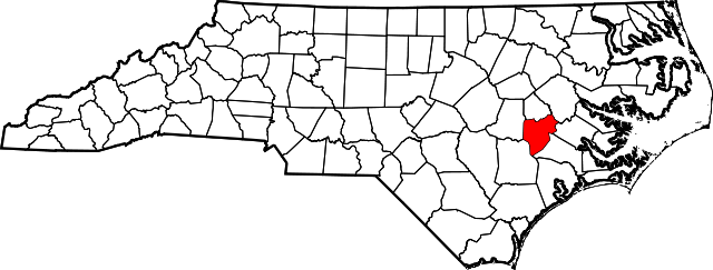 lenoir map