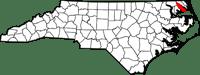pasquotank map