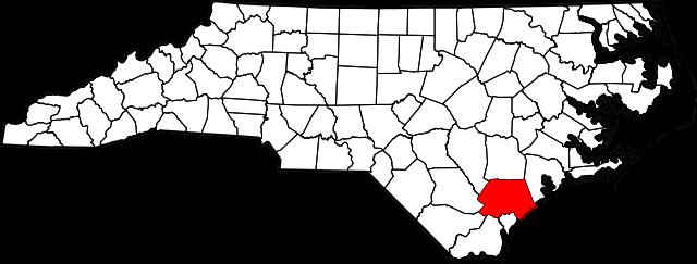 pender map