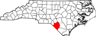 robeson map