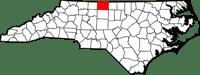 rockingham map