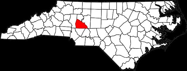 rowan map