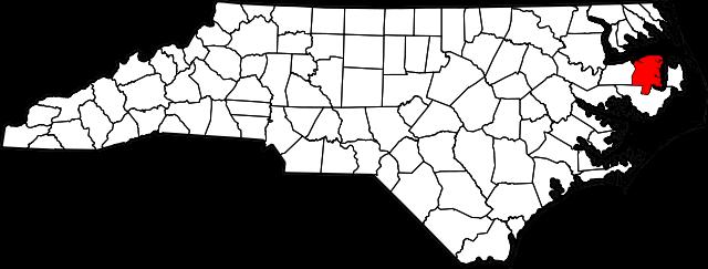 tyrrell map