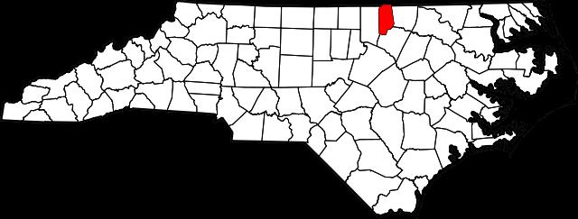 vance map