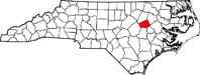 wilson map