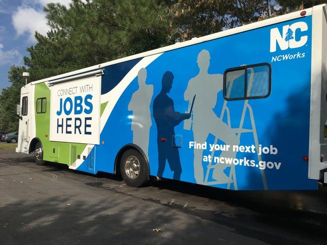 NCWorks Mobile workforce development