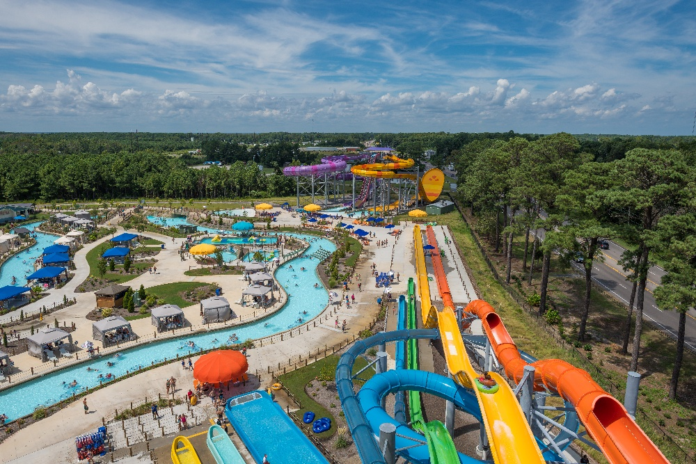 H2OBX Waterpark Currituck County NC