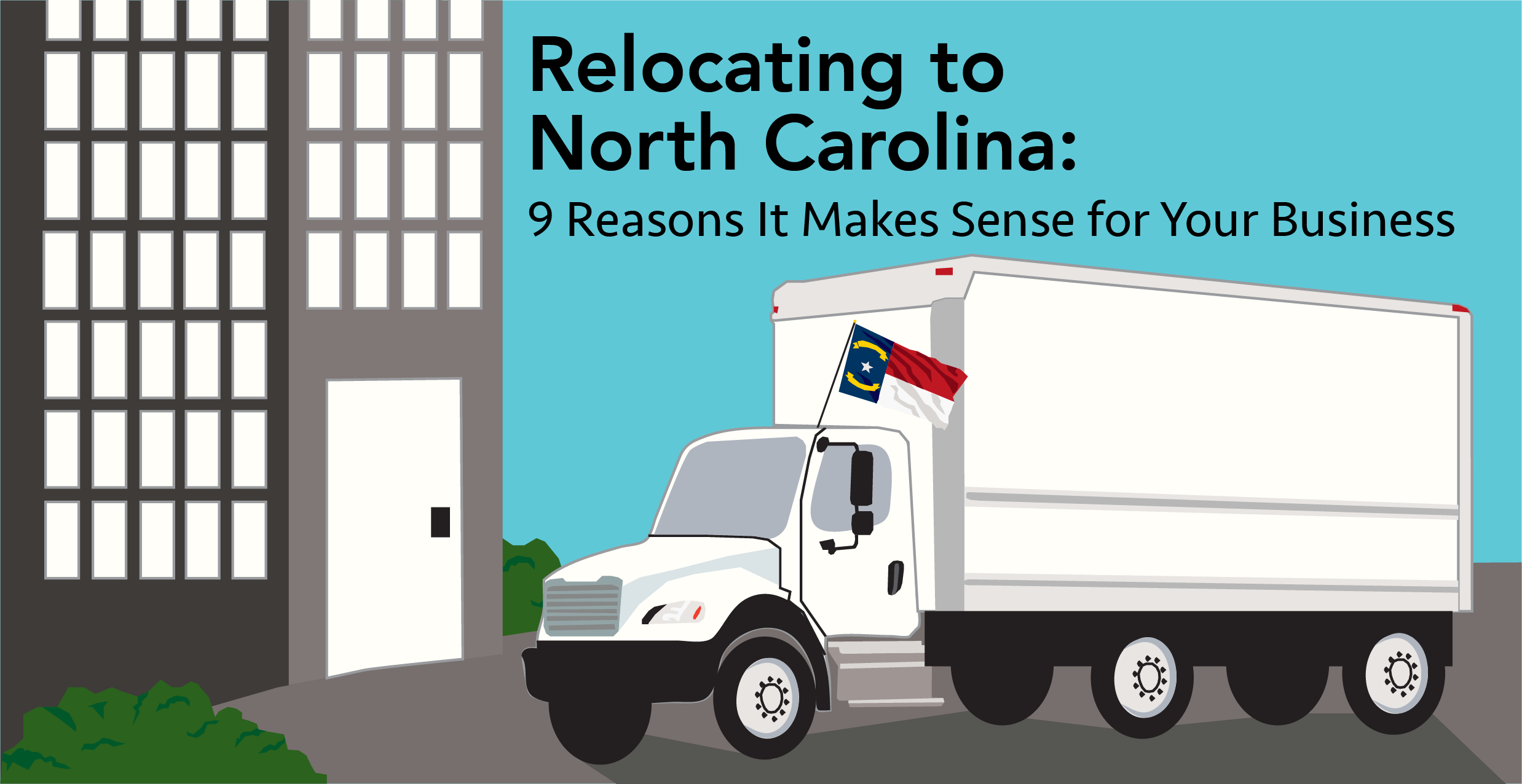 Relocating Your Business to North Carolina