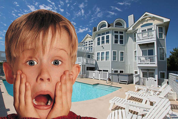 Vacation Home Alone