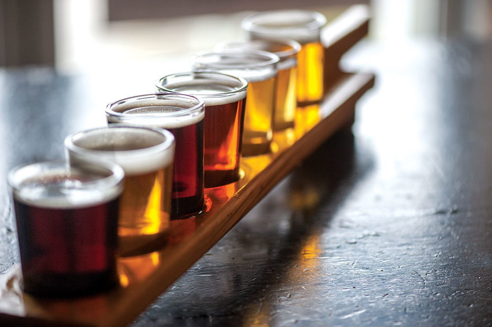 North Carolina Microbrewery Pioneer Sees Organic Opportunities For
