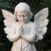 Angel from Cast Stone Studio in Currituck