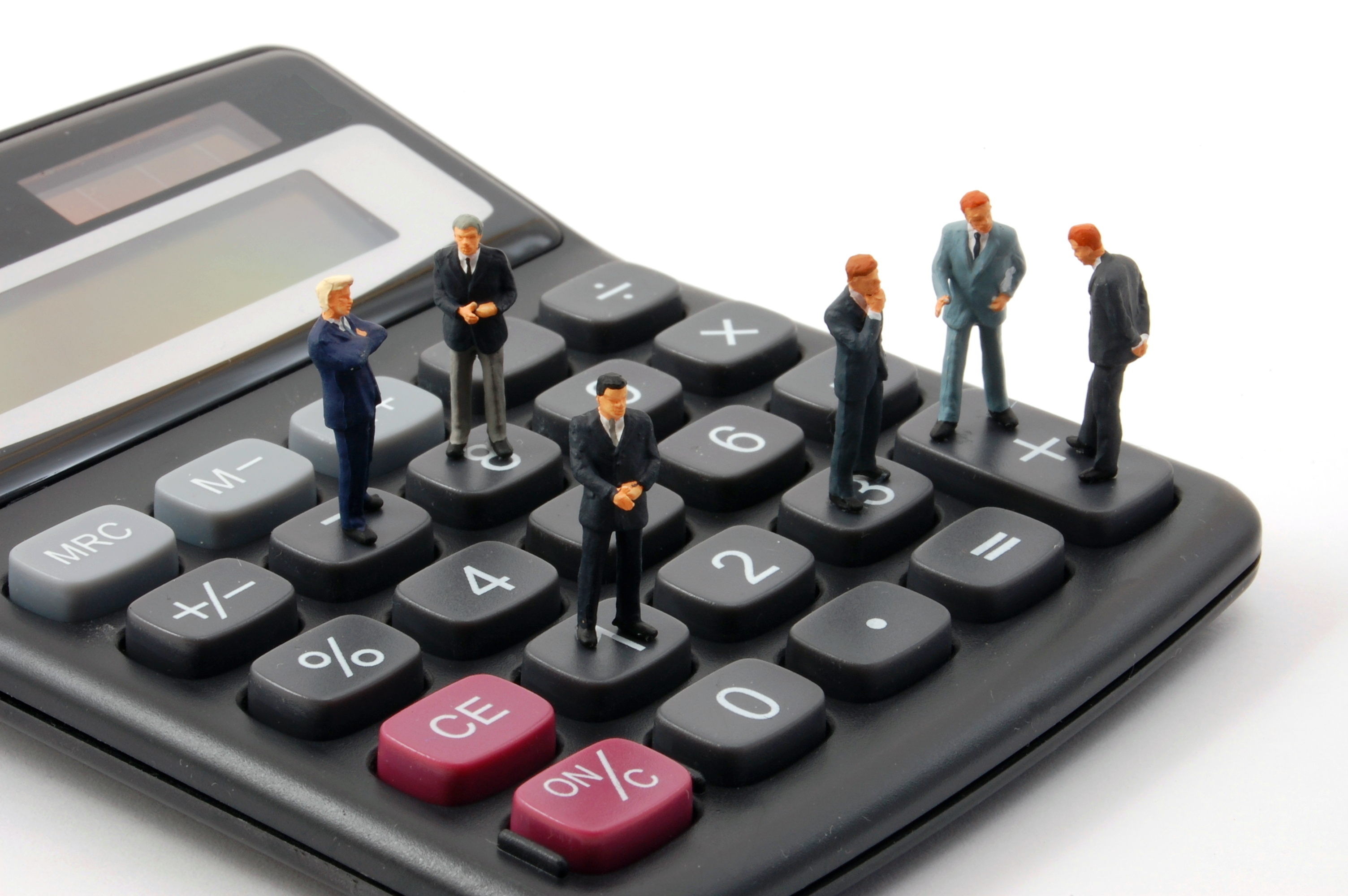 calculator men