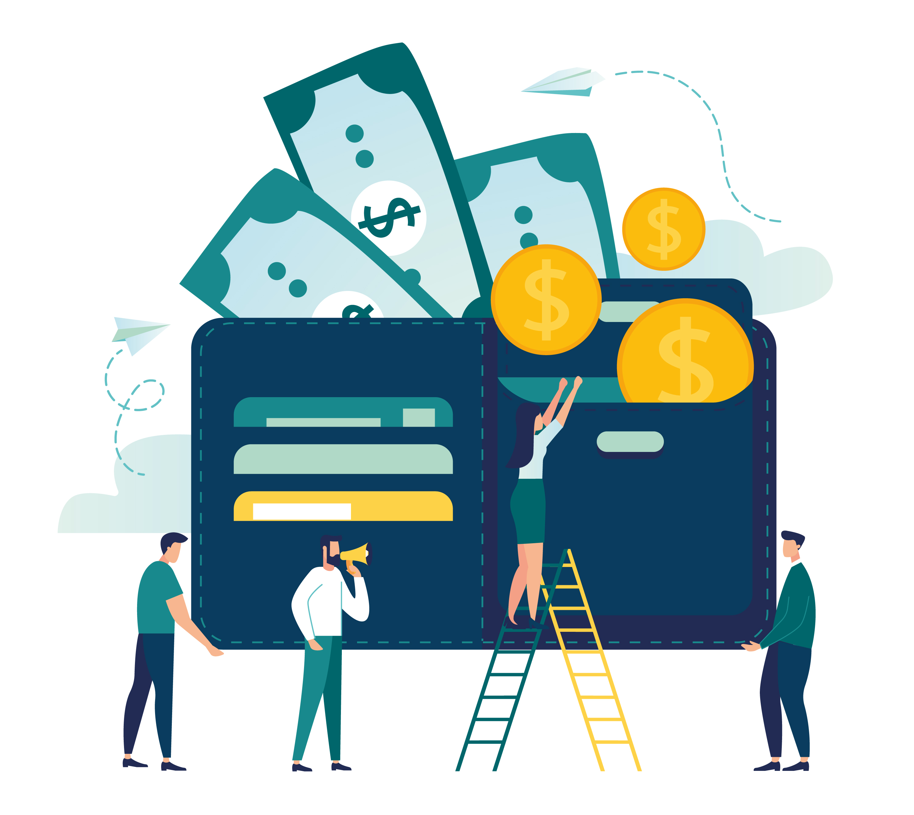 starting a business in north carolina funding sources credit