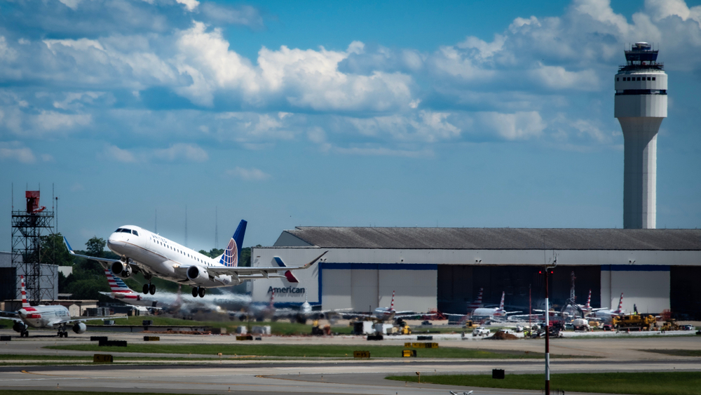 Charlotte airport North Carolina
