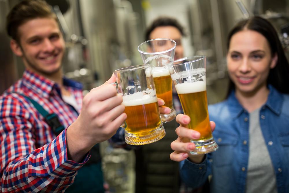 NC craft breweries bill