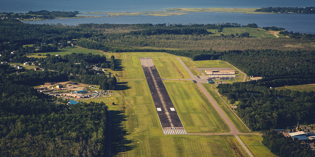 Funds approved for Currituck County Regional Airport improvement