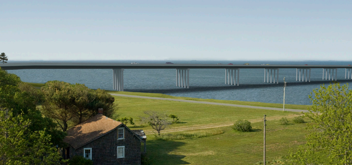 NCDOT Releases Construction Update on Mid-Currituck Bridge