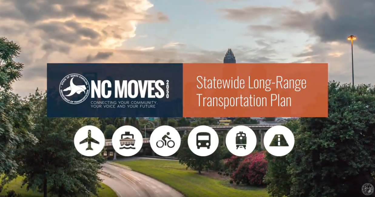 NCDOT needs your help with their 30-year transportation plan