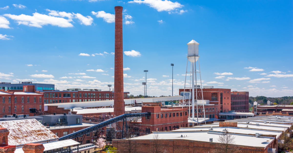 North Carolina Named 2020 State of the Year by Business Facilities