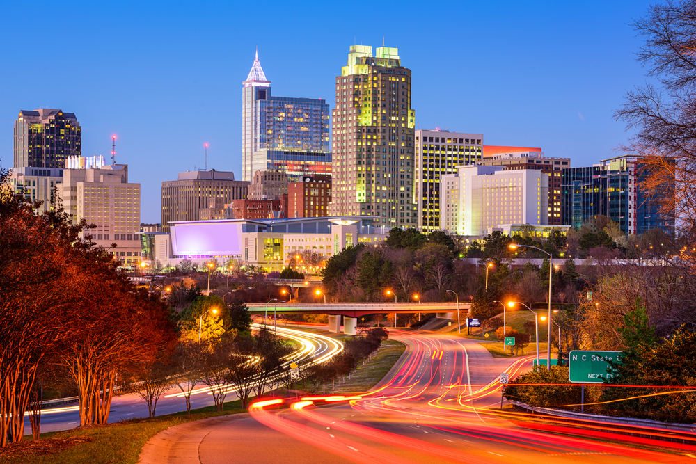 North Carolina Metros Rank High in US Survey of Top-Performing Cities
