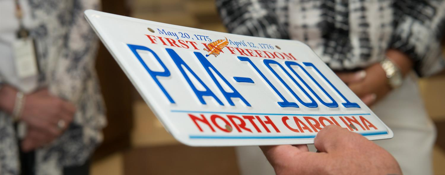License Plate Agency Now Open in Currituck County