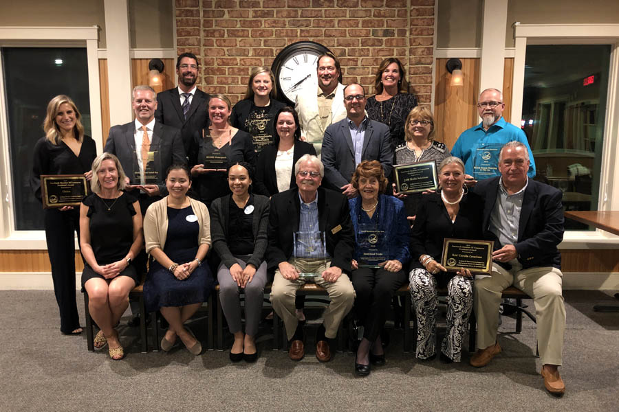 Currituck County Small Businesses Receive Recognition