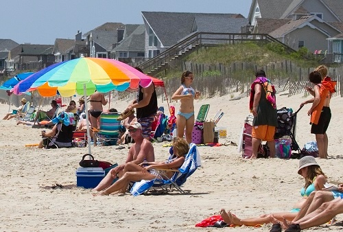 Currituck County Visitors Set Spending Record in 2018